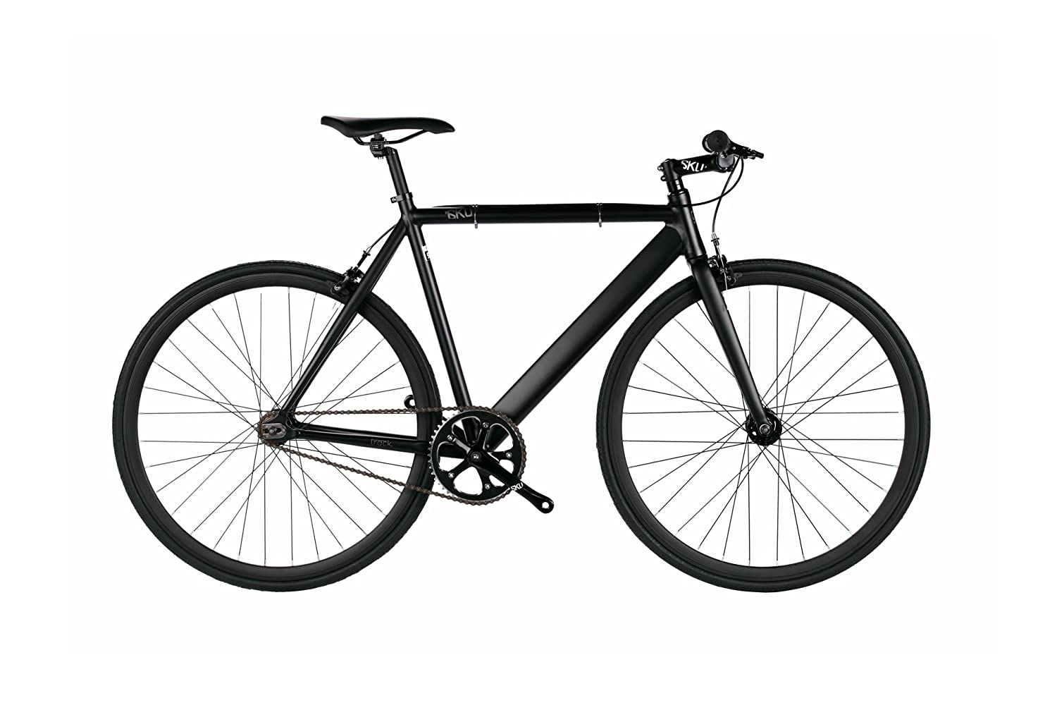6KU Track Fixed Gear Bicycle