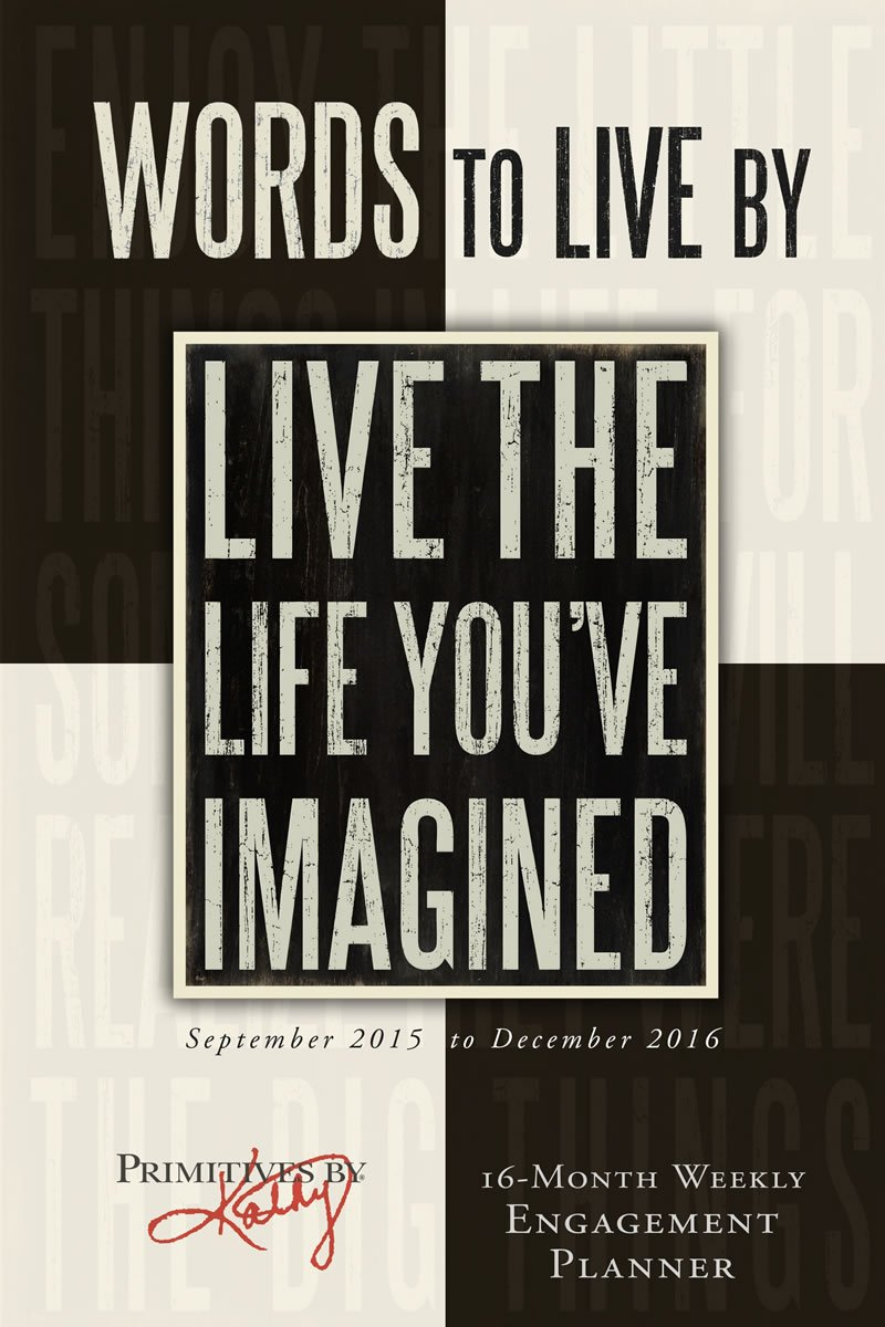 Download Words to Live By 2016 Engagement Calendar pdf