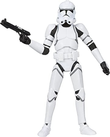"""Star Wars 41st Elite Corps Clone Trooper 3.75"""" Action Figure New in Package"""