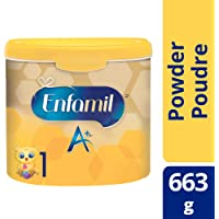 Enfamil A+ Infant Formula, Powder Tub, 663g
