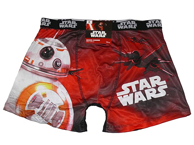 Boxer Star Wars Sphéro BB8 VII multicolor small