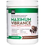 Vibrant Health - Maximum Vibrance, Plant-Based Meal Shake Rich with Vitamins, Minerals, Antioxidants, and Protein…