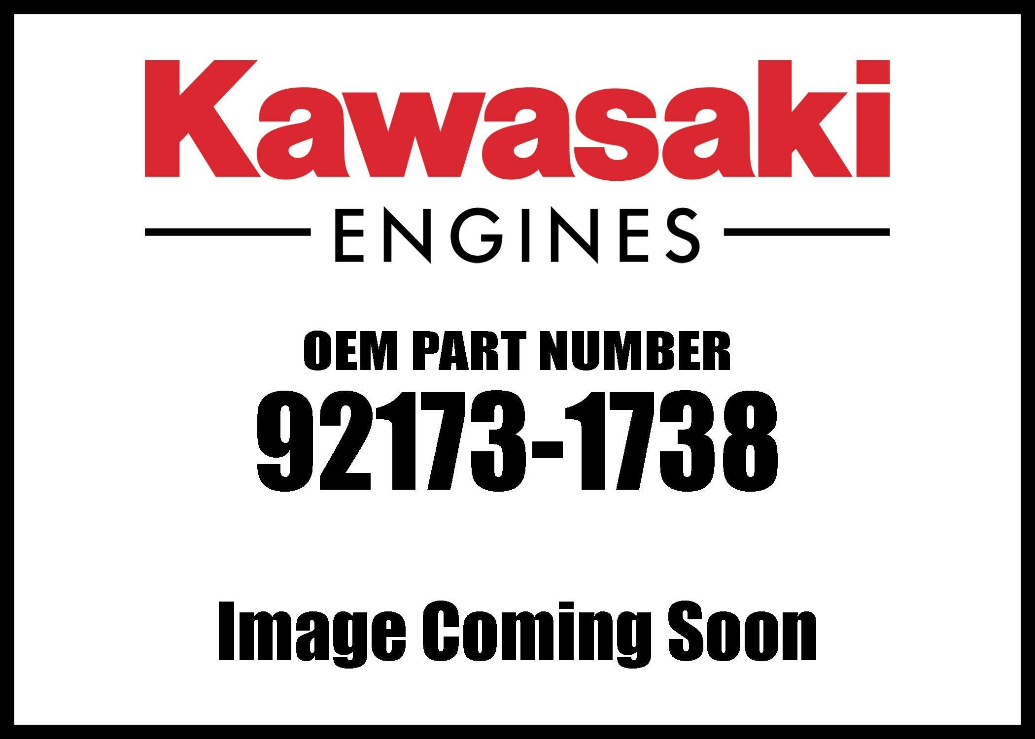 Kawasaki Engine Clamp 92173-1738 New OEM