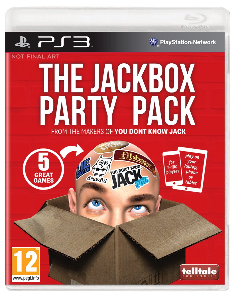 The Jackbox Games Party Pack Volume 1 (PS3): Amazon co uk