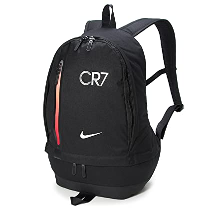 NIKE MEN S CR7 CHYN BLACK M SILV BACKPACK  Amazon.in  Bags 7325d3f87d2d0