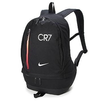6d7e8740b947 NIKE MEN S CR7 CHYN BLACK M SILV BACKPACK  Amazon.in  Bags