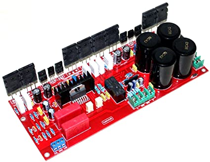 Amazon com: LM4702 + 1943/5200 Amplifier Board (200W + 200W): Home