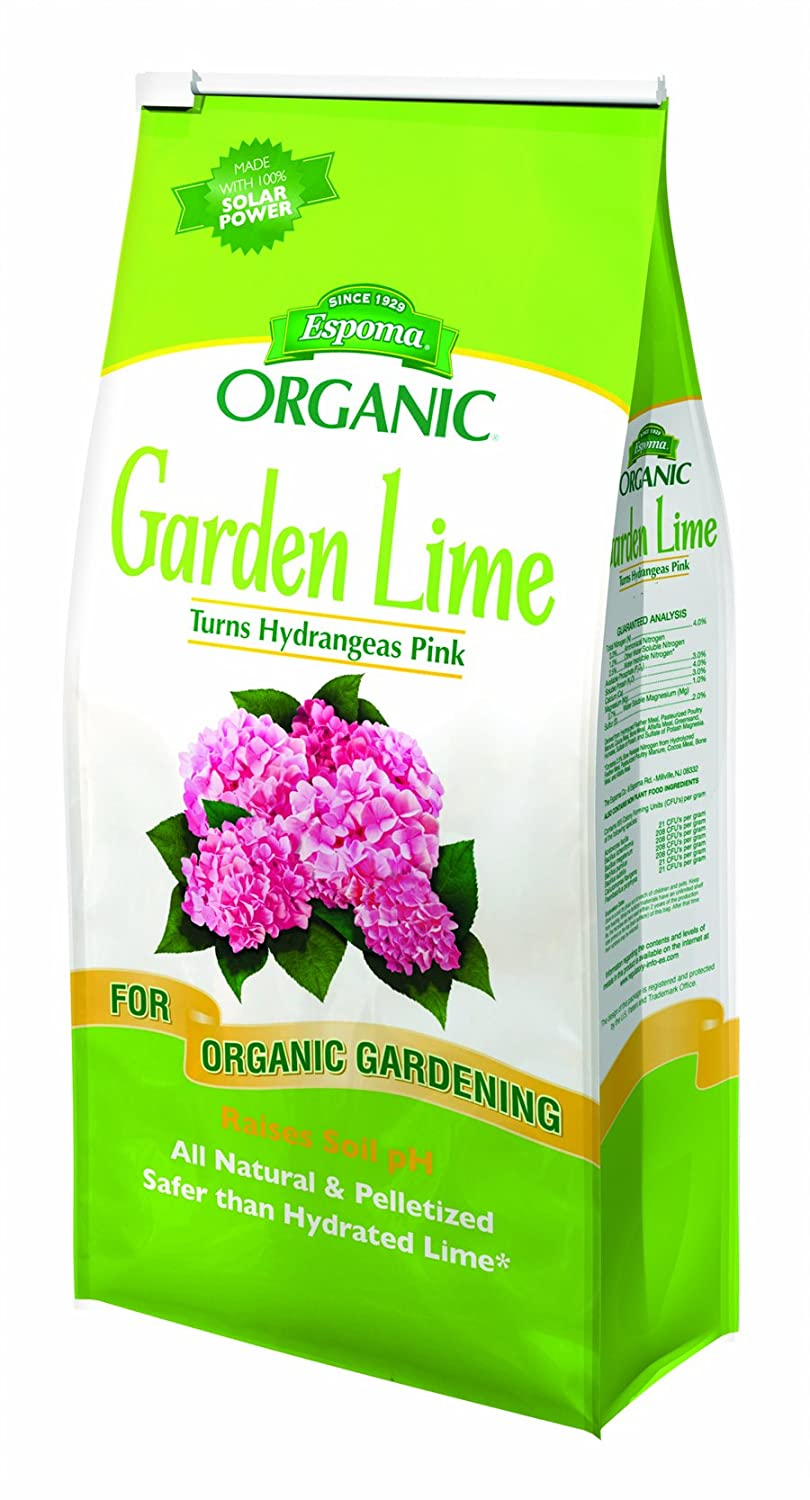Espoma GL6 Garden Lime Soil Amendment, 6.75-Pound