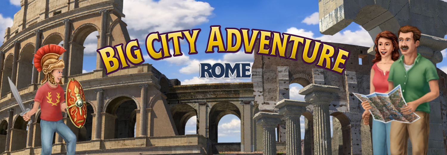 Big City Adventure: Rome [Download]