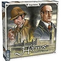 Devir- Holmes: Sherlock and Mycroft Juego de Mesa