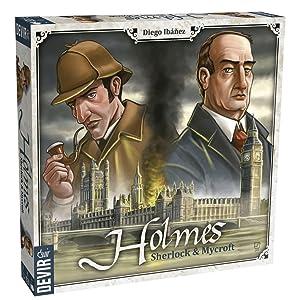 Devir Holmes, Sherlock and Mycroft (Spanish)