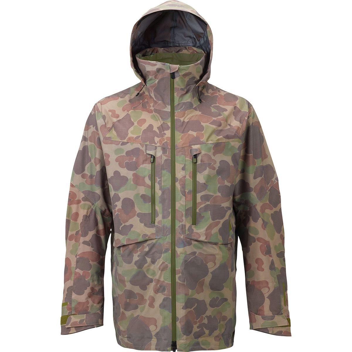 (バートン) Burton AK 3L Hover Gore-Tex Jacket メンズ ジャケットKodiak Camo [並行輸入品] B076WT17V7 日本サイズ L (US M)|Kodiak Camo Kodiak Camo 日本サイズ L (US M)