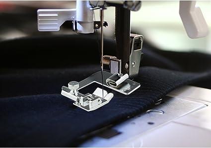 Stormbuy - Juego de prensatelas para máquina de coser doméstica ...
