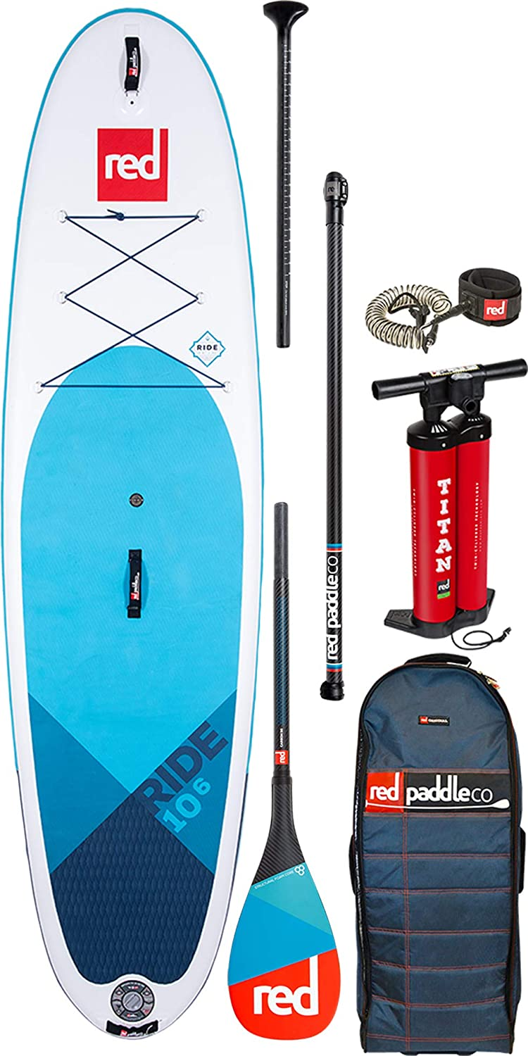 Red Paddle Co - Sup Stand Up Paddle Boarding - Ride MSL 10;6 ...
