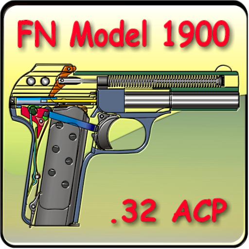 FN MODEL 1900 PISTOL EXPLAINED