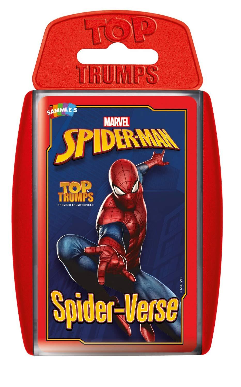 Amazon.com: Winning Moves WIN62868 Top Trumps: Spiderman ...