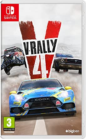 V-Rally 4 - Nintendo Switch [Importación inglesa]: Amazon.es ...