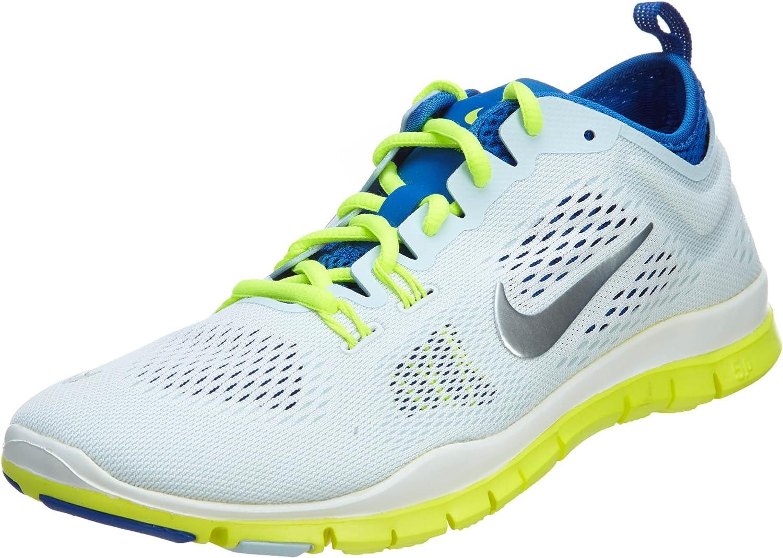 Nike Women's Free 5.0 Tr Fit 4 White