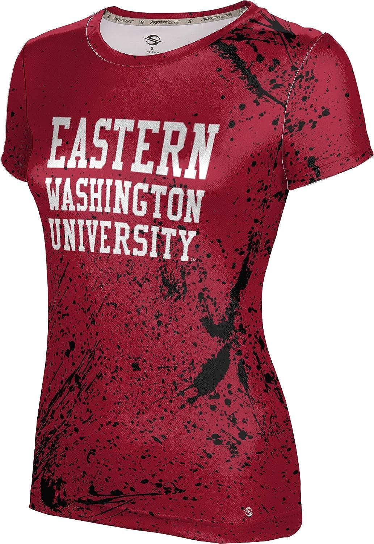 ProSphere Eastern Washington University Girls Performance T-Shirt Splatter