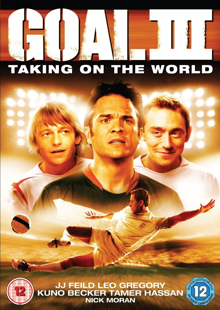 Goal 3 - Taking On The World [reino Unido] por Kuno Becker DJVU PDF