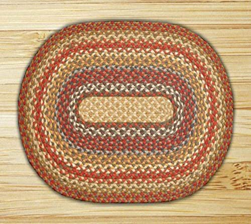 Earth Rugs Rug, 20 x 30 , Honey Vanilla Ginger