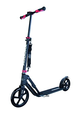 Amazon.com: HUDORA 230 - Patinete plegable y ajustable de ...