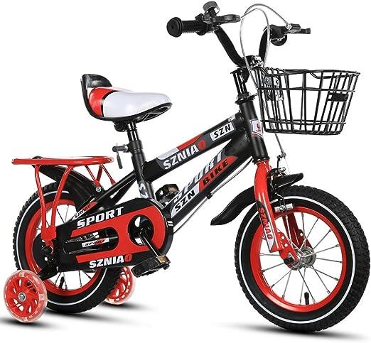 CivilWeaEU- Bicicletas para niños, 2-3-4-6-7-8 años de Edad ...