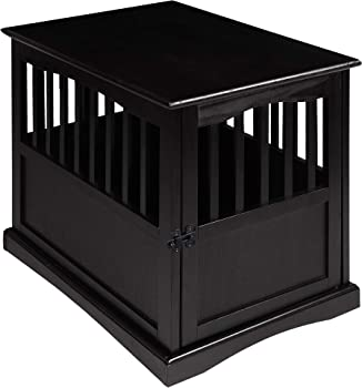 Casual Home Handmade Solid Wood Pet Crate