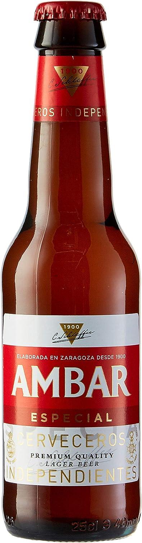Ambar (12 botellines de 25 cl)