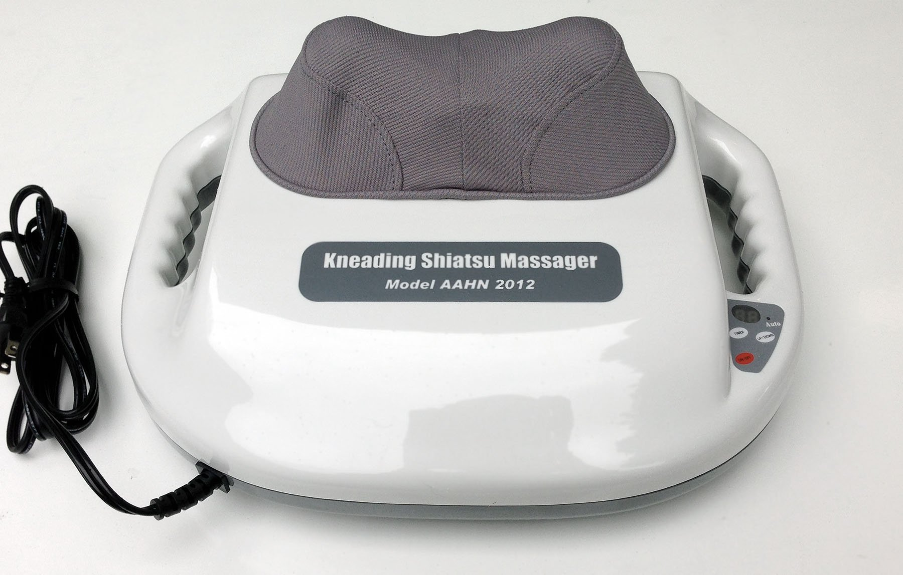 Kneading Fingers Professional Massager, Back, Neck, Shoulder Pain Relief at Home or Work