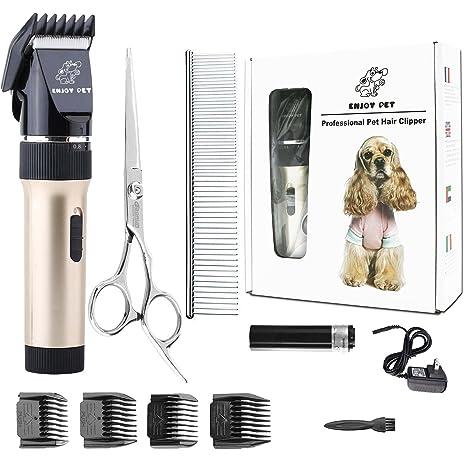 Amazon Com Enjoy Pet Dog Clippers Cat Shaver Professional Hair