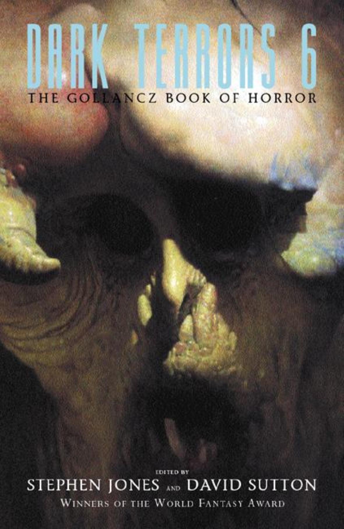 The Gollancz Book of Horror (Bk. 6) PDF