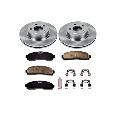 Autospecialty KOE1923 1-Click OE Replacement Brake Kit