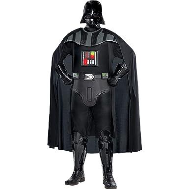 Amazon.com: Traje de disfraz de Darth Vader Deluxe para ...