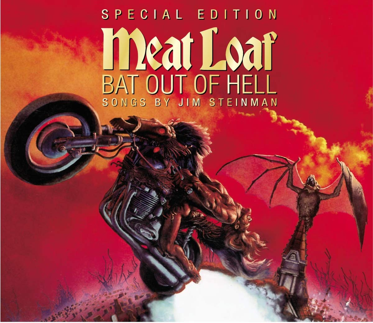 Bat Out Of Hell [Vinilo]