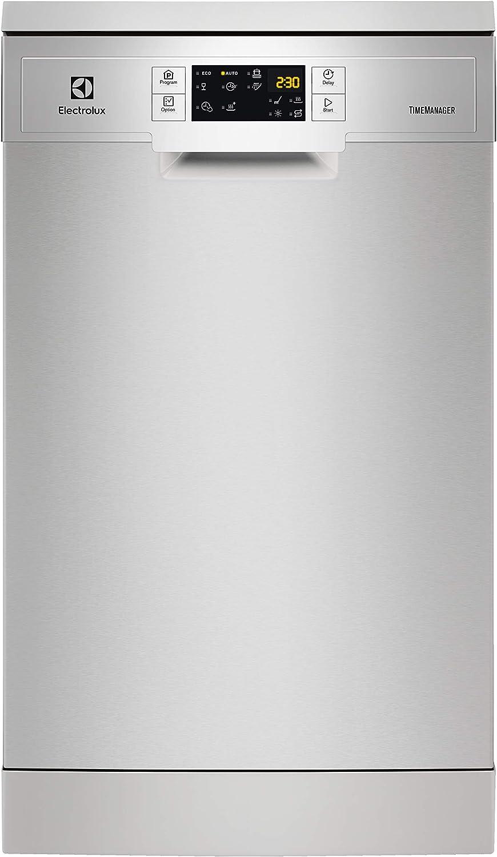 Electrolux ESF4513LOX lavavajilla Independiente 9 cubiertos A+ ...