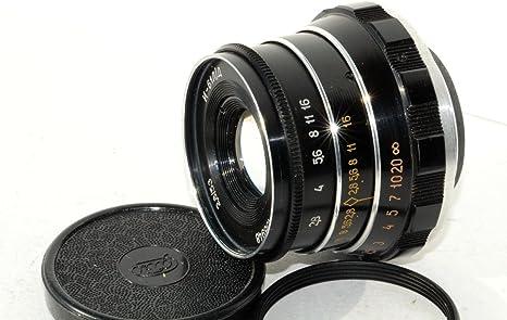 Adapter Micro 4//3 INDUSTAR-61 L//D 2.8//53 Lens M39 Fed Zorki Olympus Lumix