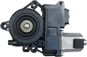 ACDelco 11M267 Professional Front Driver Side Smart Power Window Motor