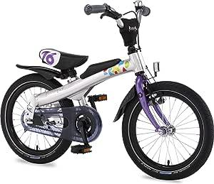 "Rennrad Convertible 2 in 1 Balance or Pedal Push Kids Bike 16"""