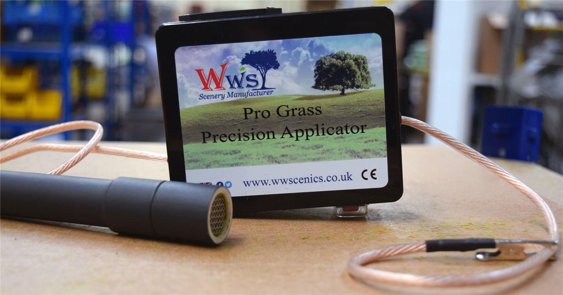 WWS Pro Grass Precision Applicator