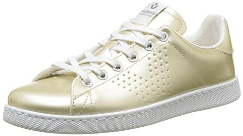 Victoria Deportivo Charol - Botas Mujer: Amazon.es: Zapatos y complementos