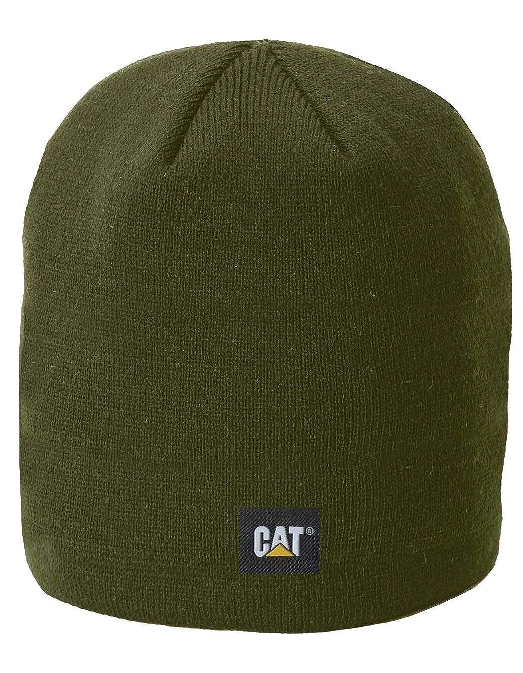 c2424a14e8b1 Caterpillar Men s Logo Knit Cap