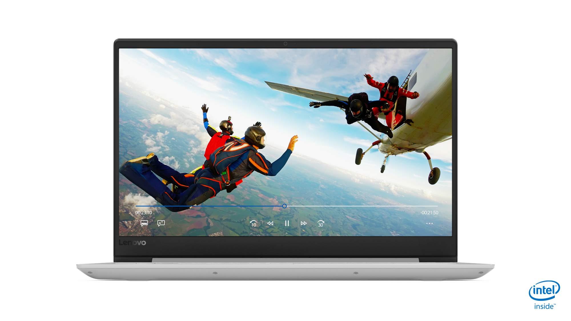 "2018 Lenovo Ideapad 330S 15.6"" Laptop, Windows 10, Intel Core i5-8250U Quad-Core Processor, 20GB (4GB + 16GB Intel Optane) Memory, 1TB Hard Drive - Platinum Grey"