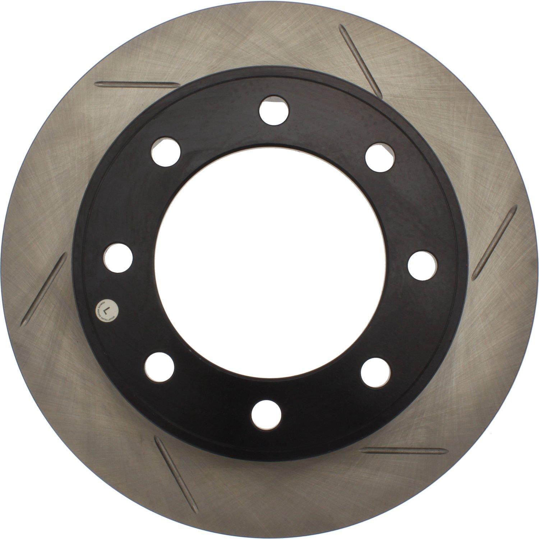 Power Slot 126.65086CSR Slotted Brake Rotor