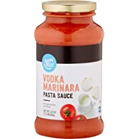 Amazon Brand - Happy Belly Vodka Cream Pasta Sauce, 24 Ounce