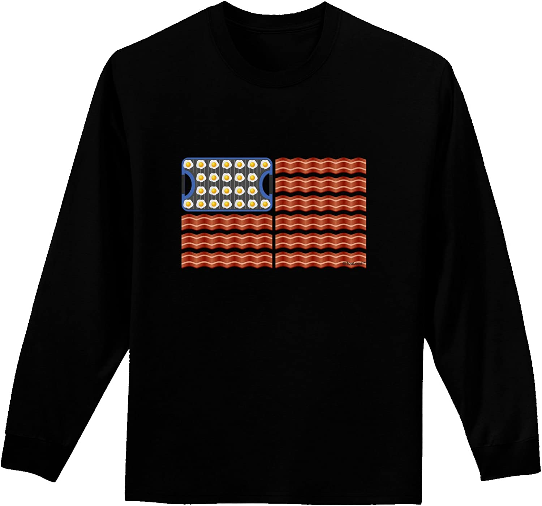 TOOLOUD Blue Sailboat Adult Dark V-Neck T-Shirt