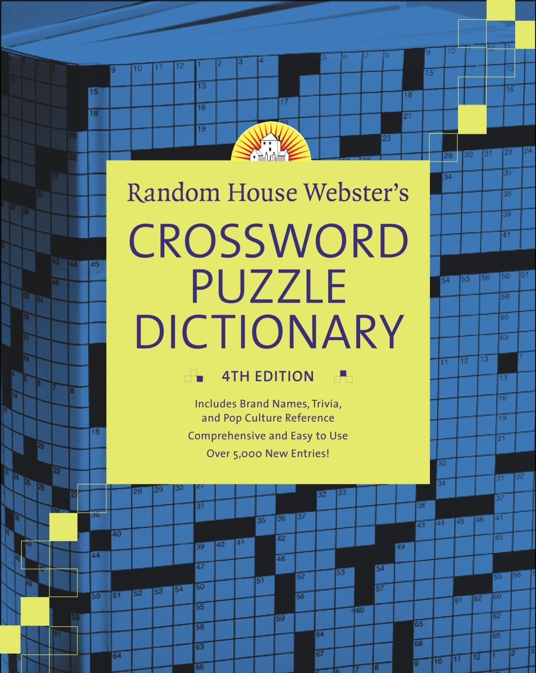 Random House Webster S Crossword Puzzle Dictionary 4th Edition