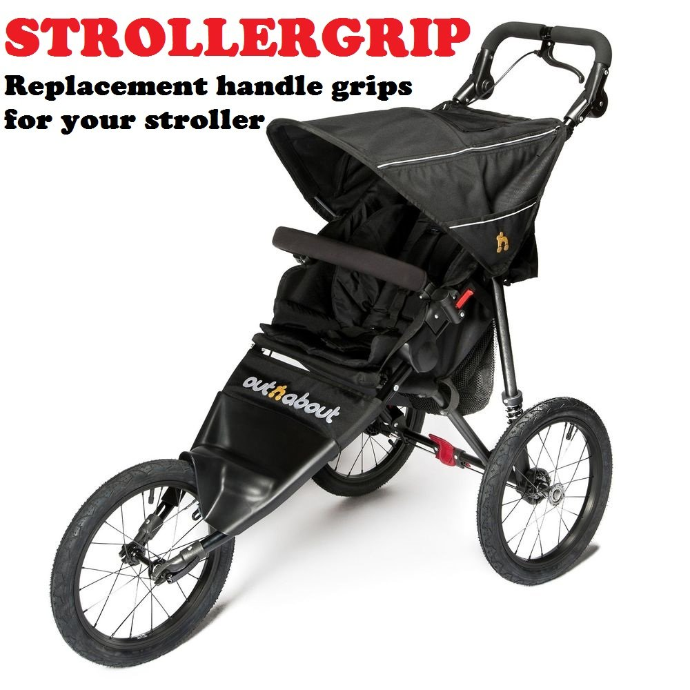 Out n About Nipper Kinderwagen, Buggy, Kinderwagen Ersatz Griff Bar Grips strollergrip.com