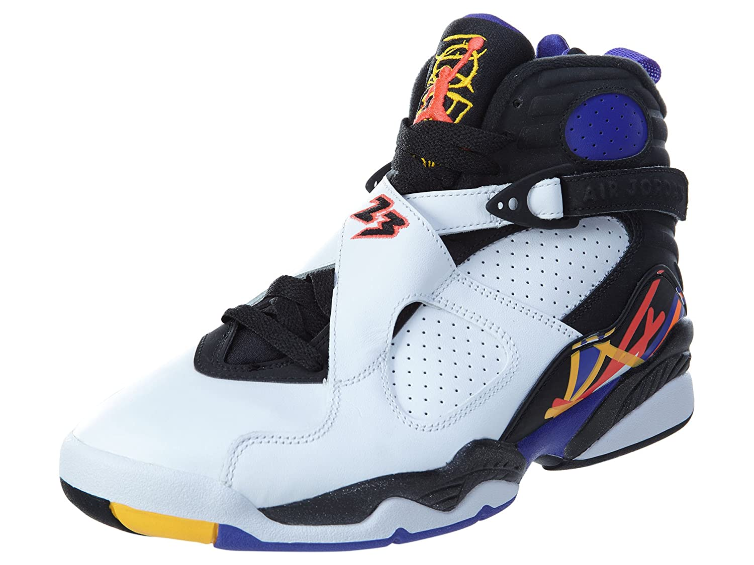 newest collection 7f43d 54137 Amazon.com   Air Jordan VIII (8) Threepeat 305381-142 US Size 7   Basketball