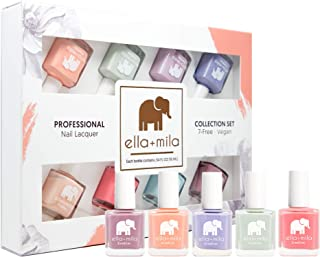 product image for ella+mila Nail Polish, BonBon Collection - (8-Pack)